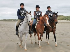 Successful ride for Aurora team