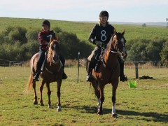 Boys day out at latest endurance ride