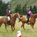 """""""KK"""" completes first endurance event: """"He's incredible to ride"""""""